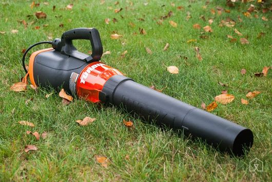 Soplador de hojas de gasolina