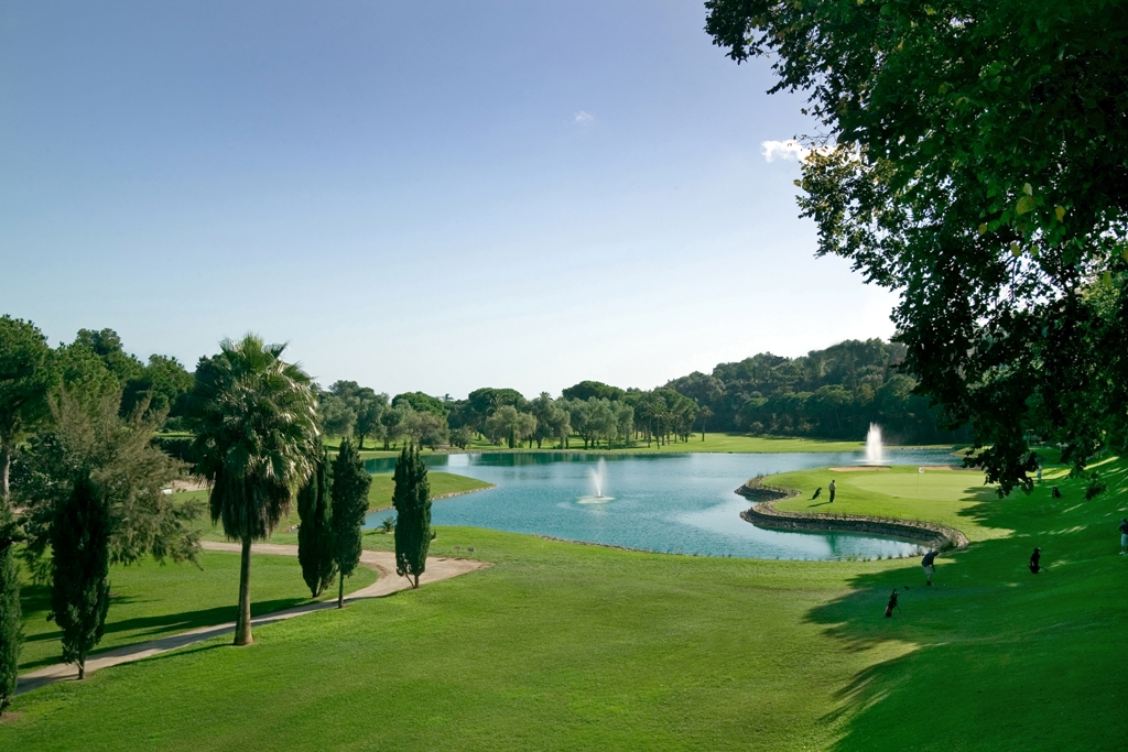 campo de golf rio real