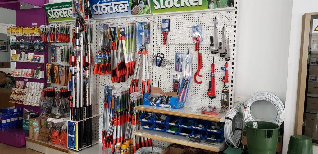 herramientas de jardin