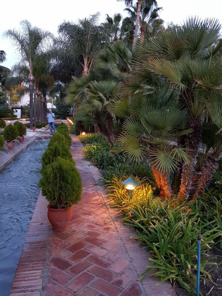 diseño de jardines en malaga