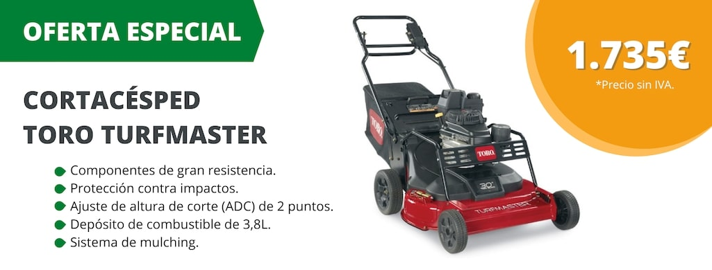 Cortacésped Toto Turfmaster